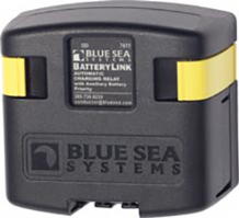 Blue Sea BatteryLink® ACR. Automatic Charging Relay with optional Auxiliary Battery Priority  Incl.VAT